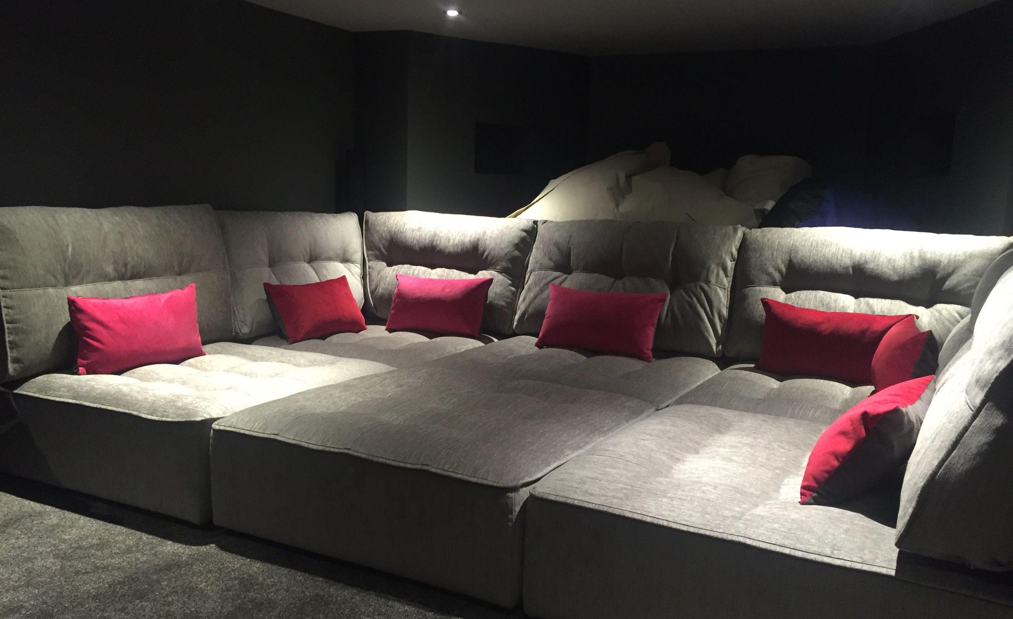 Divano Media Living Room