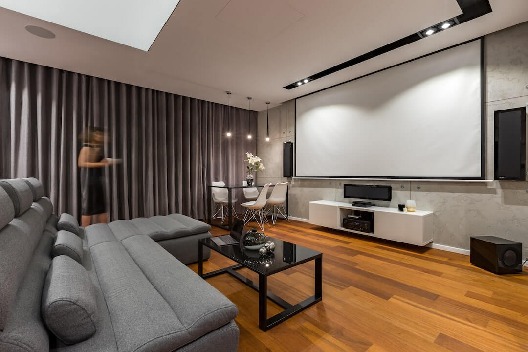 Home Cinema e Media Living Room: differenze - Ultraexperience